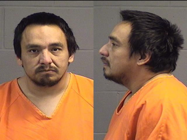 Michael F. Sheppo, 43, male/Native American; failure to pay possession of marijuana; bond $241.50.