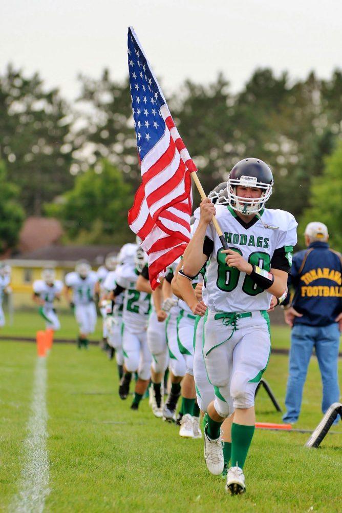 awesome flag football plays